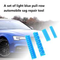 Car Body Paintless Dent Hail Repairing Tool Plastics Puller Line Pull Row Automobile Set Car Styling