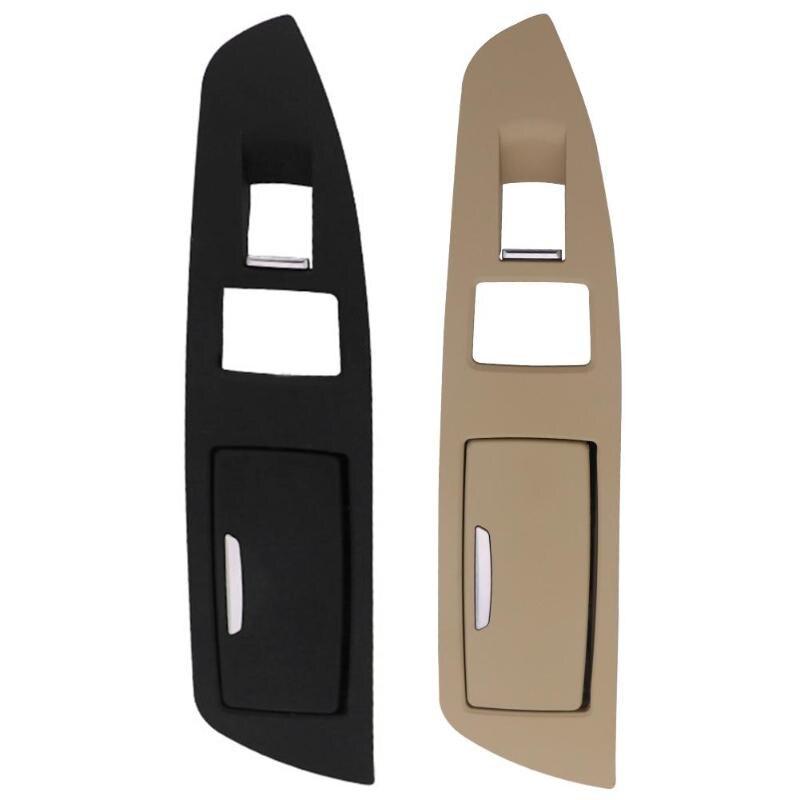 Panneau de garniture de commutateur de cendrier de porte intérieure arrière droite Applicable pour BMW série 7 F01 F02 730 740 750 760 accessoires d'intérieur de voiture