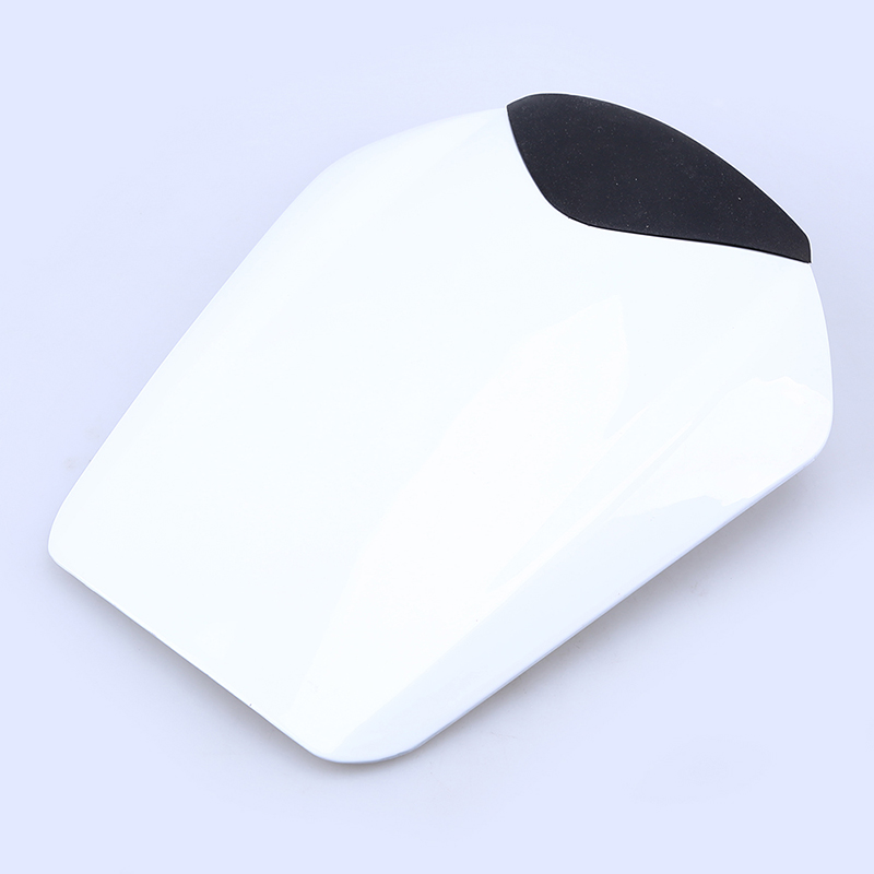 ABS Plastic White Motorcycle Rear Seat Cowls Cafe Racer Seat Cover Cowls For Honda CBR 1000RR 2008 2009 2010 2011 2012 2013 2014