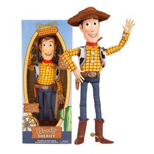 43cm Toy Story 4 Talking Woody Jessie Action Figures Model Toys Children Christmas Gift No Box