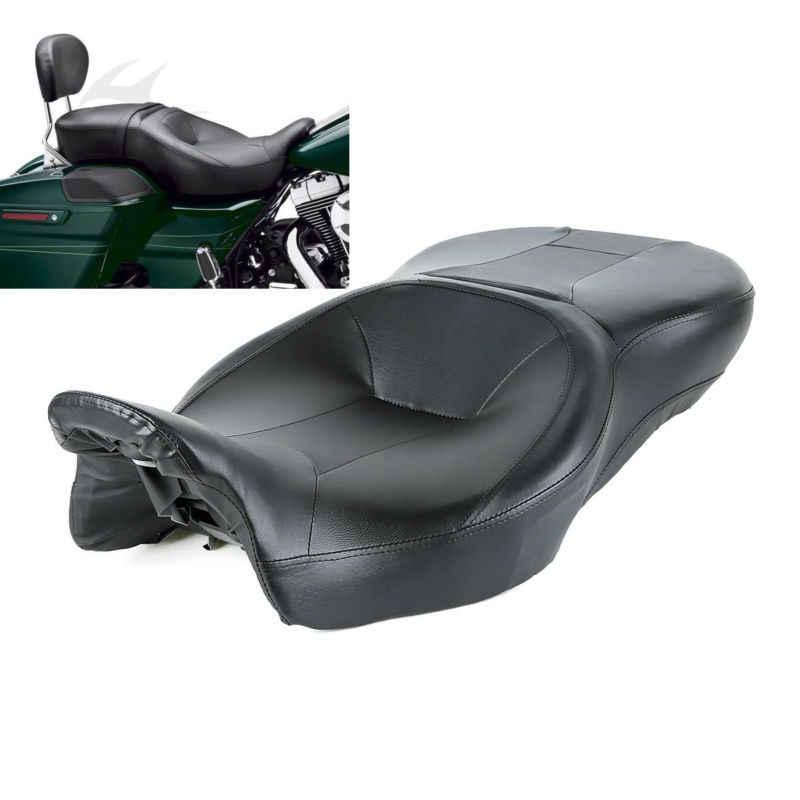 Мотоциклист и ПАССАЖИРСКОЕ СИДЕНЬЕ для Harley Touring Electra Street Glide Road King ультраклассический FLHT FLHR FLHX FLTRX 14-18