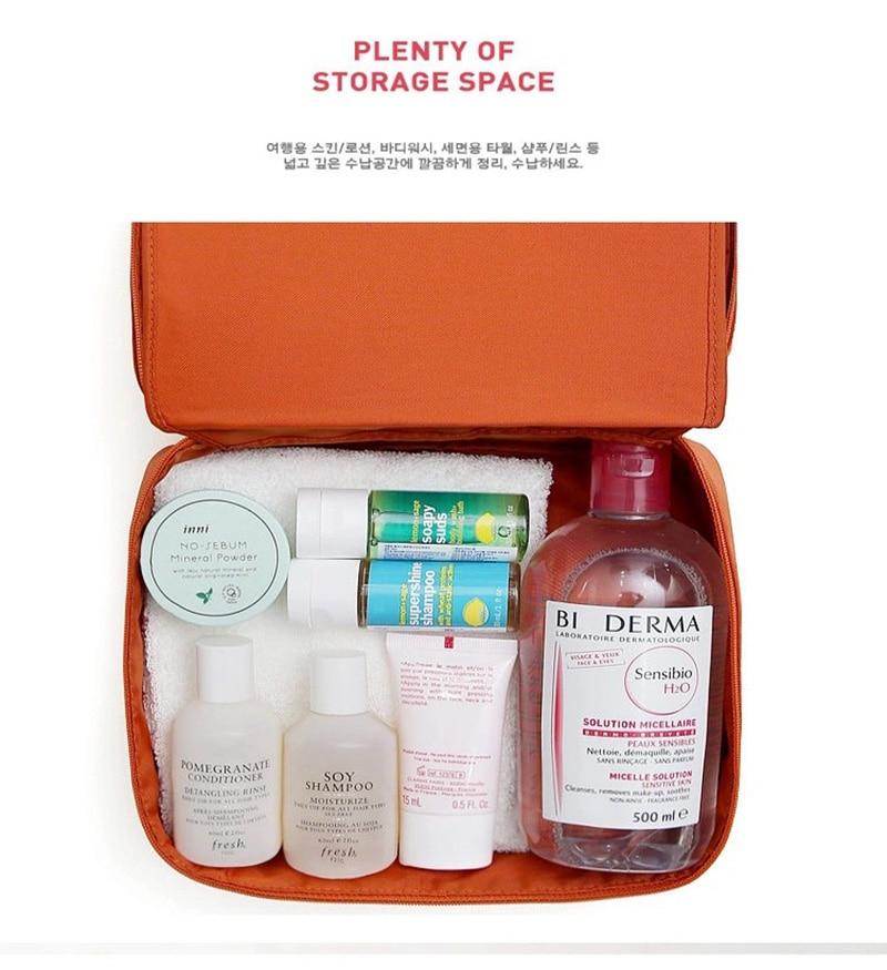 HTB1WliOlZnI8KJjSspeq6AwIpXaM - Fashion Travel Nylon beauty makeup bags water-proof cosmetics bags