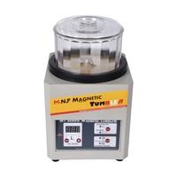 MT 180B 500g Magnetic Polishing Machine Magnetic Tumbler Jewelry Polisher Finishing Machine,1440rpm/180W/AC 110V/220V Available