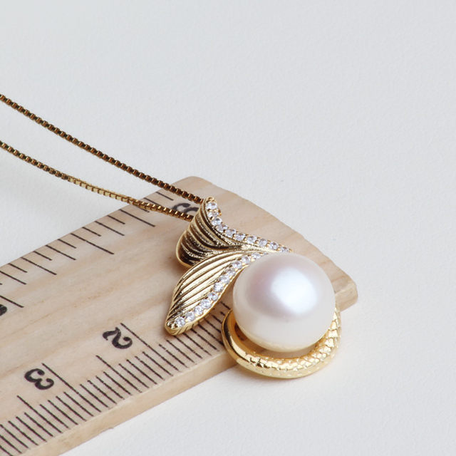 Online shop diy pearl pendant holder mermaids tail design pearl diy pearl pendant holder mermaids tail design pearl pendant jewelry findingscomponents beautiful mermaid design accessory aloadofball Images