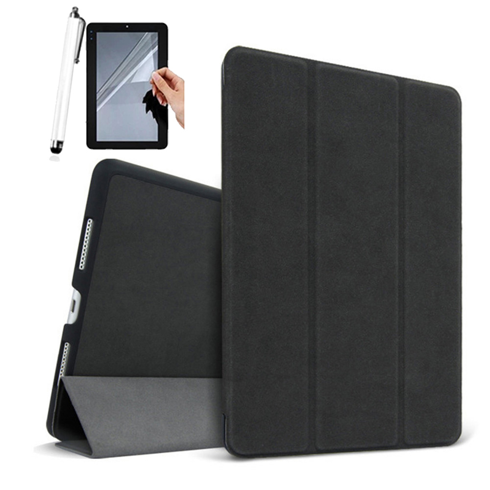 Case Cover For Apple iPad 9.7 inch 2017 Luxury Ultra Slim Soft Leather Simple Solid Flip Stand Case Protective Shell Funda alabasta for funda cover ipad 2017 case 9 7 inch luxury grid tassels rhinestone bag stand protector leather surface shield