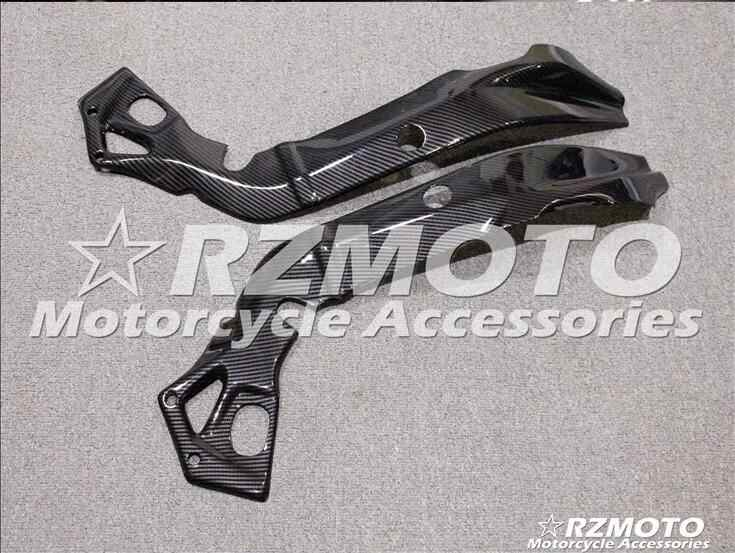 Carbon fiber gelakt Motorcycle Kuip case S1000RR 2015 2016 2017 2018 frame Water transfer printen ACE KITS No.1 2966