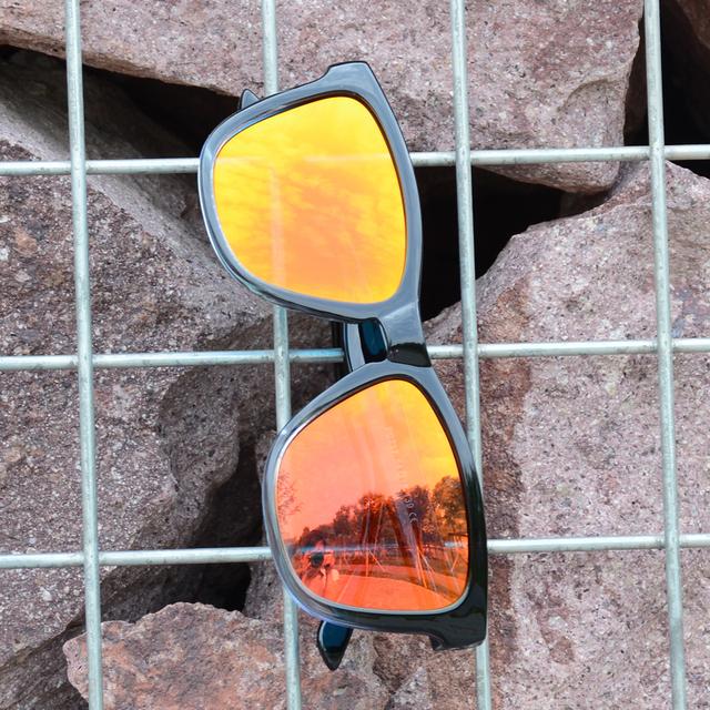 LVVKEE brand Polarized Men women Sport Eyewear Brand Designer Driving Sunglasses Oculos Coating UV400 male Gradient frame