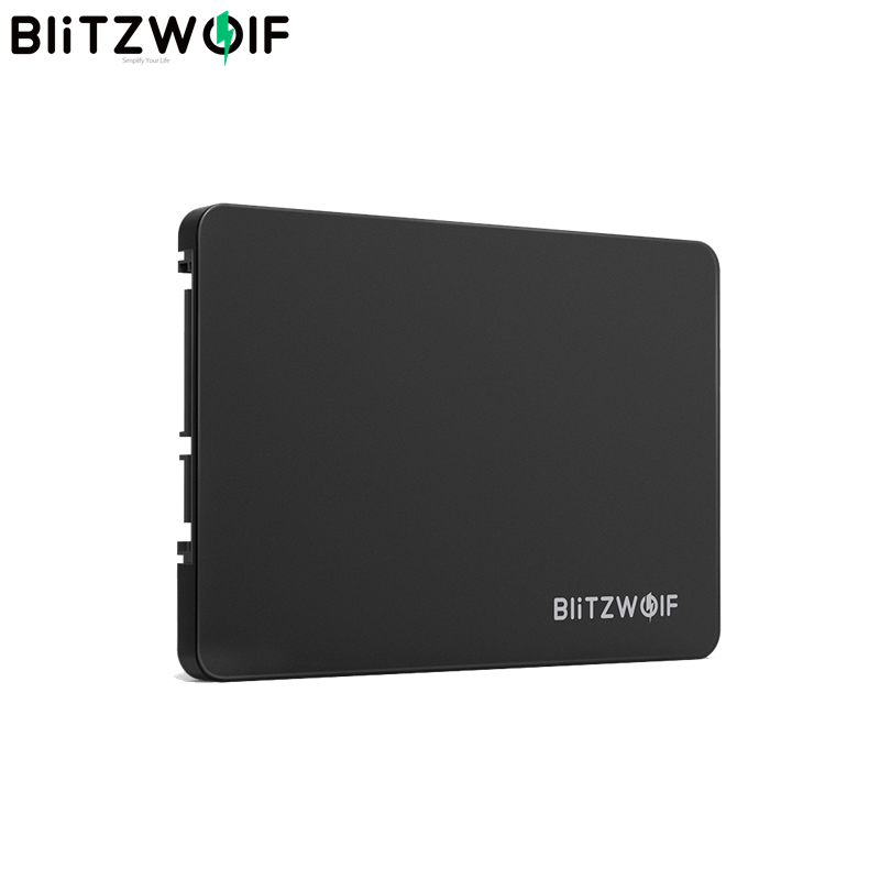 BlitzWolf BW-N5S 2.5 Inch <font><b>120GB</b></font> <font><b>SATA3</b></font> 6Gbps Solid State Disk Hard Drive Blazing fast speed for SATA PC Laptops image
