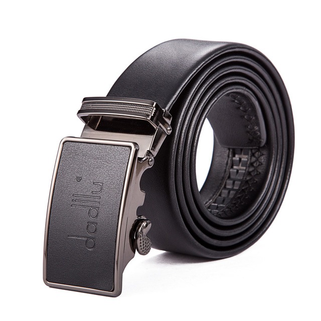 2015 Luxury Automatic Belt Men Brand Ceinture Genuine Leather Belts For Men Bussiness Cintos Cinturones Hombre RD798