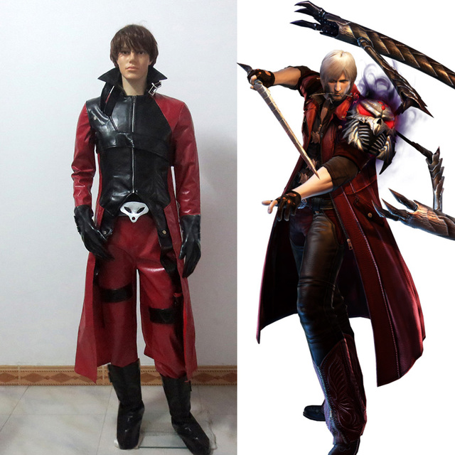 Nero Cosplay Rings Devil May Cry