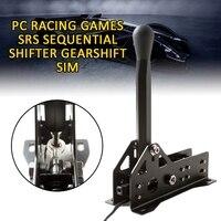 SGDOLL PC гонки SRS последовательного переключения КПП SIM для logitech G25 G27 G29 T300 T500 FANATEC игрушки Фигурки 2019