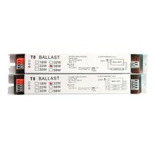 220 240v AC 2x36w Wide Voltage T8 Electronic Ballast Fluorescent Lamp Balla Popular