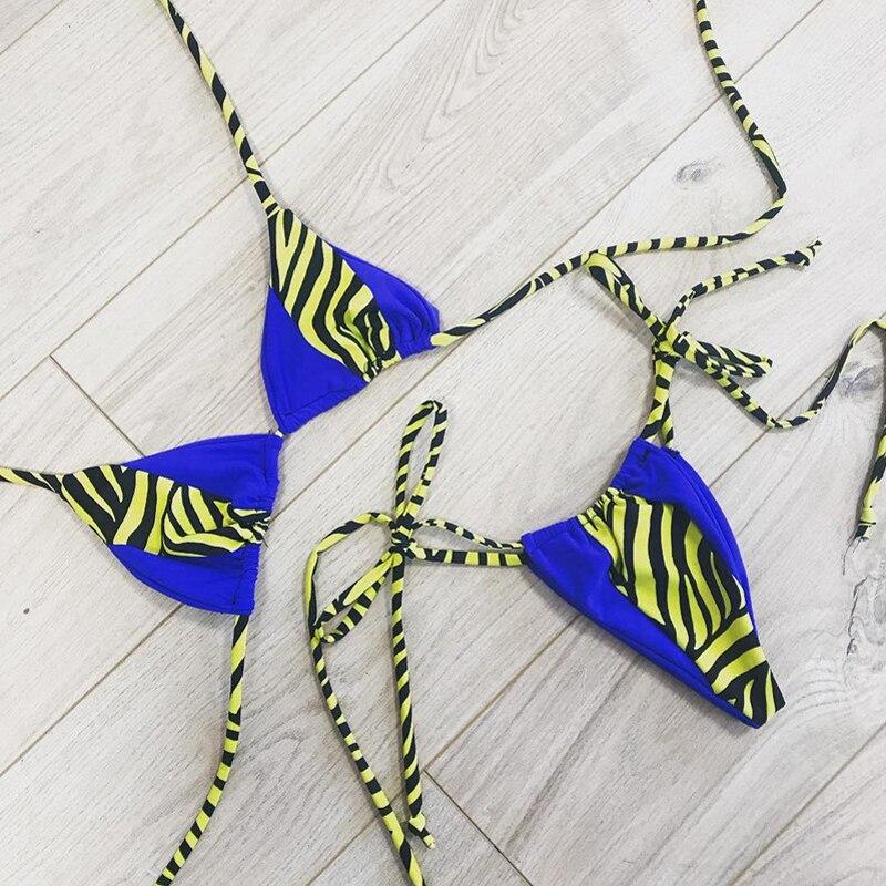 Bikinx Triangle leopard bikini 14