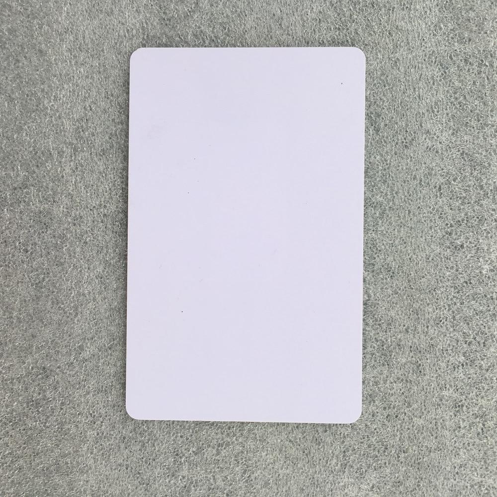 Factory Wholesale 1000pcs 13.56Mhz LEGIC Prime MIM1024 Blank Pvc Contactless Ic Card