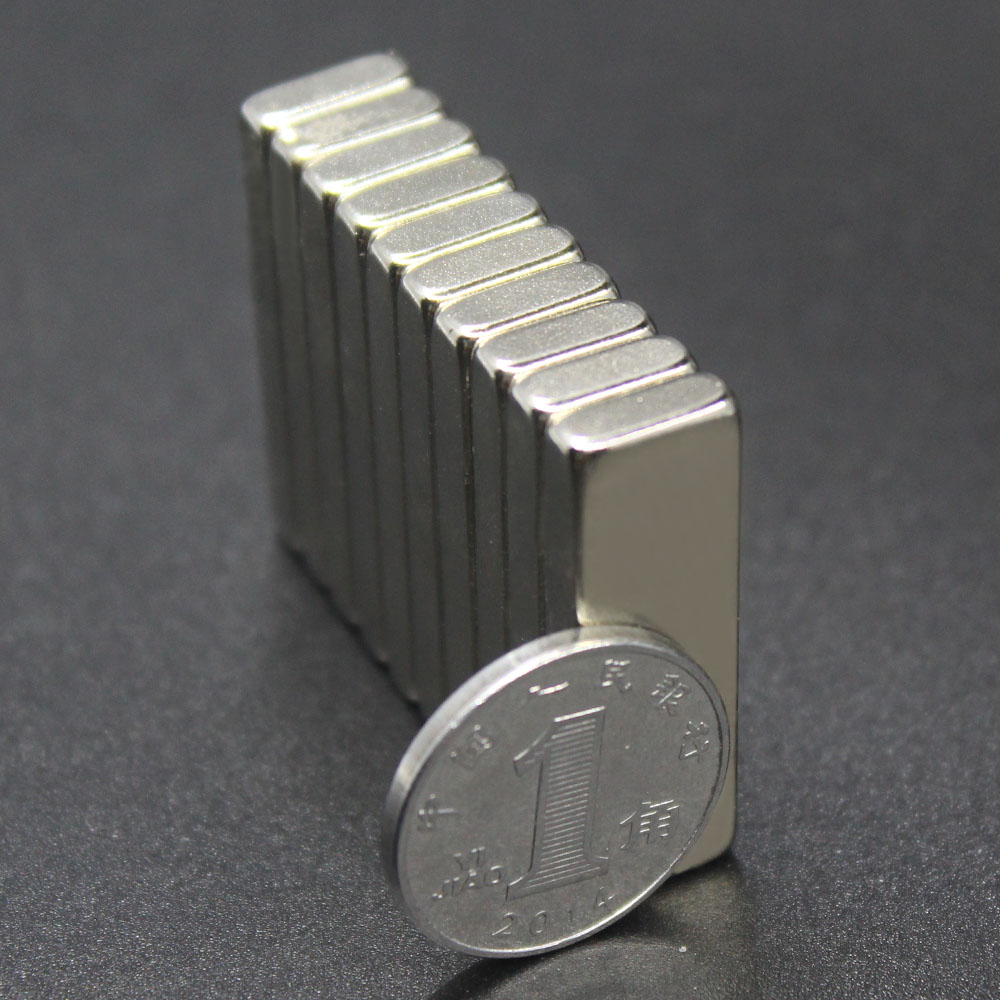1/5/10/20/50Pcs 30x10x4 Neodymium Magnet 30mm x 10mm x 4mm N35 NdFeB Round Super Powerful Strong Permanent Magnetic imanes