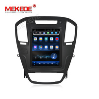 MEKEDE HD 10.1 4 Core Android 8.1 Car DVD Player For Buick Regal Opel Insignia 2009 2010 2011 2012 2013 GPS Radio Stereo