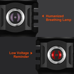 Image 5 - LUMINTOP  Super bright Searching  Flashlight  ODL20C Max Beam Distancse 860 Meters  USB Type C  Quick Charge +26650 Battery