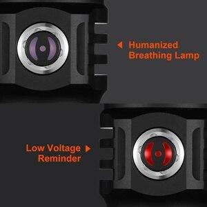 Image 5 - Lumintop Siêu Sáng Tìm Kiếm Đèn Pin ODL20C Max Tia Distancse 860 Mét USB Loại C Sạc Nhanh + 26650 Pin