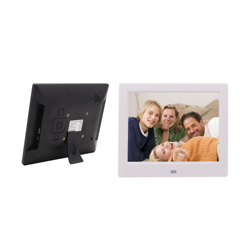 NEW Volemer 8inch Digital Photo Frame 1024*600 Multiple Functions ...