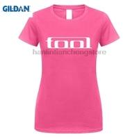 GILDAN New TOOL Metal Rock Band Logo Women S Black T Shirt Size S To Xl