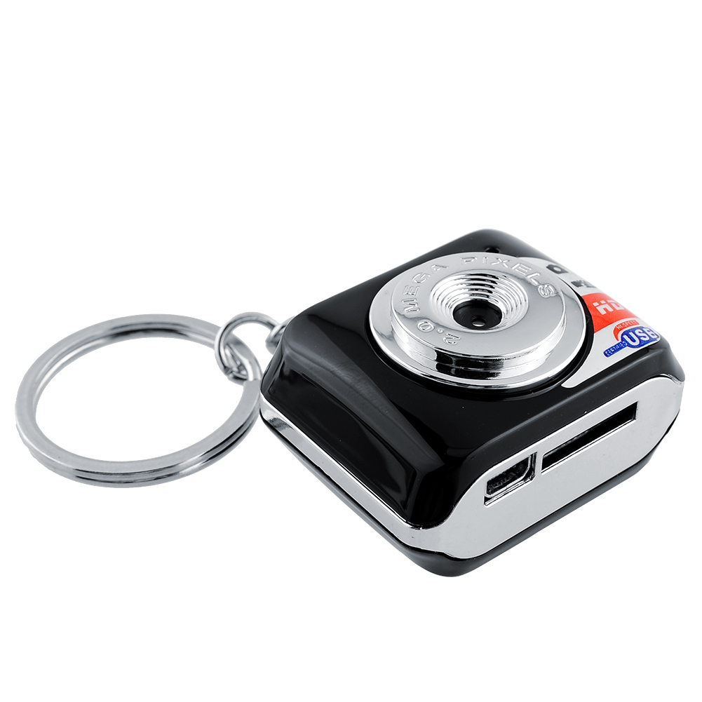 Black new minidigital camera video camcorder world smallest dvr webcam high quality video playback software