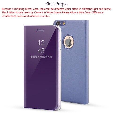 Smart Mirror Flip Phone Case For Samsung Galaxy A50 A70 A80 A30 A20 A10 S10 S10E S8 S9 Plus S7 Note 10 Pro 8 9 Protective Cover Multan