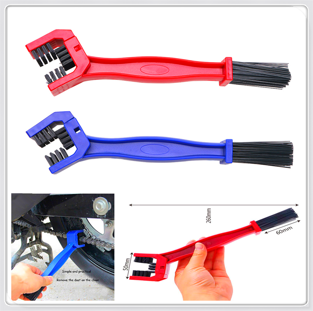 new 2018 Bike Grunge Gear Chain Brush Cleaner Scrubber Tool for <font><b>BMW</b></font> R1200RT SE R1200S <font><b>R1200ST</b></font> S1000R S1000R S1000RR image