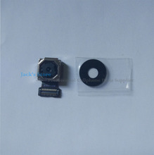Original tested For Meizu M3S MINI Rear Camera M 3S MINI Front Camera Flex Cable with glass lens Repair Spare Parts