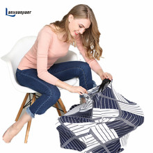Nursing Cover Breastfeeding Scarf – Baby Car Seat Covers, Infant Stroller Cover, Car seat Canopy for Girls and Boys
