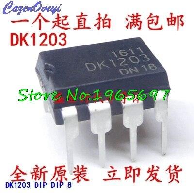 10pcs/lot DK1203 = THX203 DIP-8 New Original In Stock
