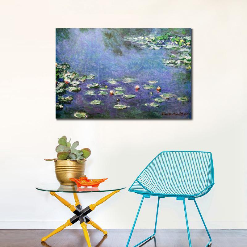 Beste Monet Färbung Seiten Seerosen Bilder - Ideen färben - blsbooks.com