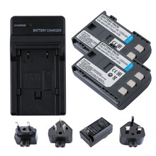 RP NB-2L NB2L NB-2LH NB 2LH NB2LH Digital Camera Battery For Canon Rebel XT XTi 350D 400D G9 G7 S80 S70S30 L10