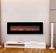 Free shipping to new Delhi, India  New decorative Electric Fireplace With Remote Control