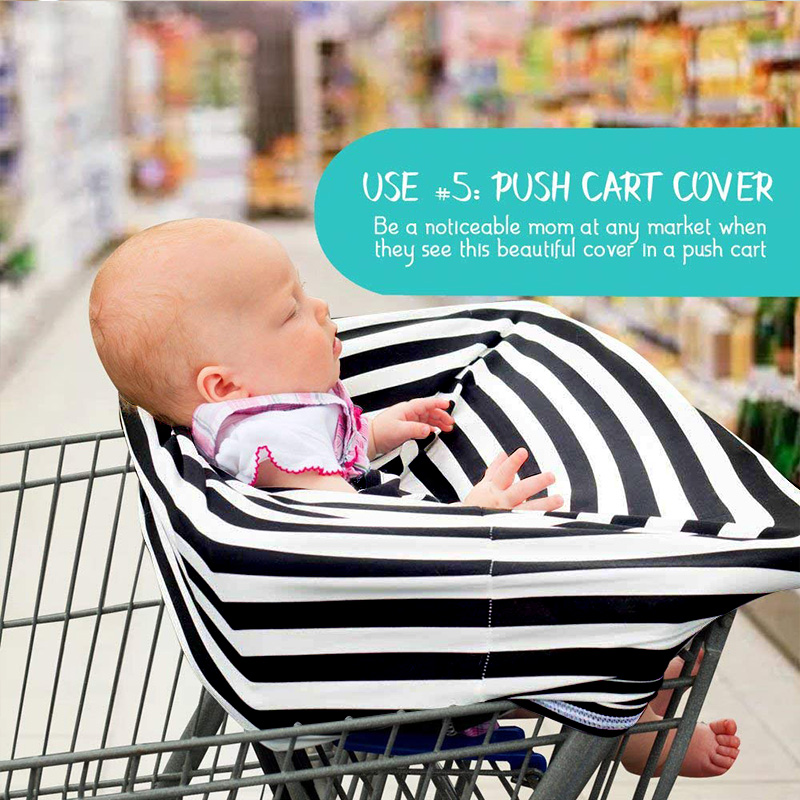 Prime Us 8 8 New Infant Carseat Cover Baby Feed Shopping Cart Cover Muslin Cloth High Chair Covers For Babies Breastfeeding Nursing Cover In Nursing Ocoug Best Dining Table And Chair Ideas Images Ocougorg