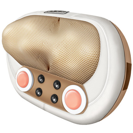Full Body Massage Cushion Pillow Cervical Massager 4D Kneading Electric Vibrating Magnet Massager Shiatsu Shoulder Back Massage full body massage cushion pillow cervical massager 4d kneading electric vibrating magnet massager shiatsu shoulder back massage