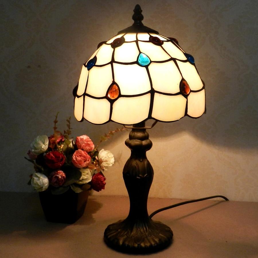 Fashion simple Tiffany lamp interior lighting decorative ...