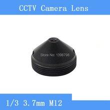 CCTV lens security surveillance camera manufacturers cone pinhole lens 3.7 MM pinhole lens board