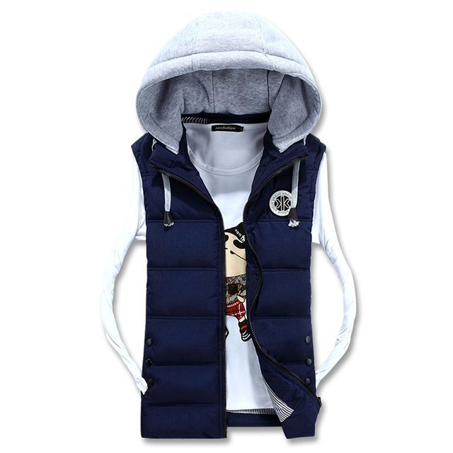 YG6159-4  Cheap wholesale 2016 new Fashion warm waistcoat of cultivate one's morality leisure down vest