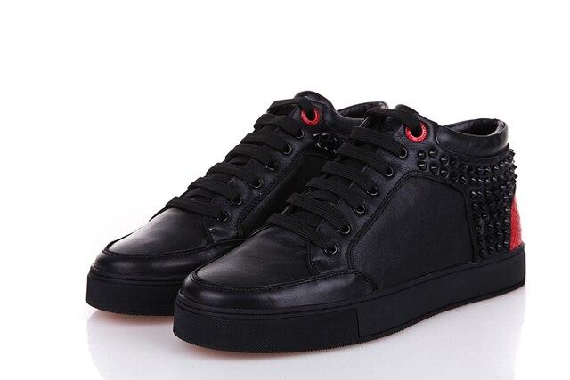 Wonderlijk royaums mens sneakers wholesale royaums girls shoes kilian black IP-95