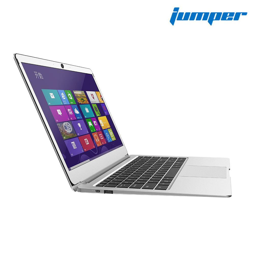 "Джемпер ezbook 3 плюс 14 ""ноутбук Intel Core M 7Y30 802.11 ac Wi-Fi 8 г DDR3L 128 г SSD металлический корпус Windows 10 1080 P FHD Ultrabook"