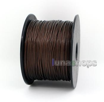 LN006420 100m T Series 10m 50*0.05mm 7N OCC Diameter:1mm headphone Bulk Wire For DIY Custom Earphone Cable