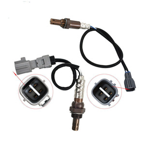 Image 3 - 2pcs Air การใช้อัตราส่วนออกซิเจน O2 Sensor ด้านบน & Under Fit สำหรับ 05 2010 Scion tC 2.4L ออกซิเจน sensor