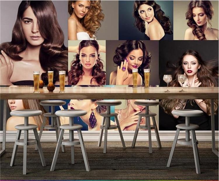 Worldwide Delivery Beauty Salon Wallpaper 3d In Nabara Online