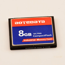 Promosyon!!! 5 adet/grup 8 GB Endüstriyel CF kart ULTRA CompactFlash Kompakt Flash bellek kartı