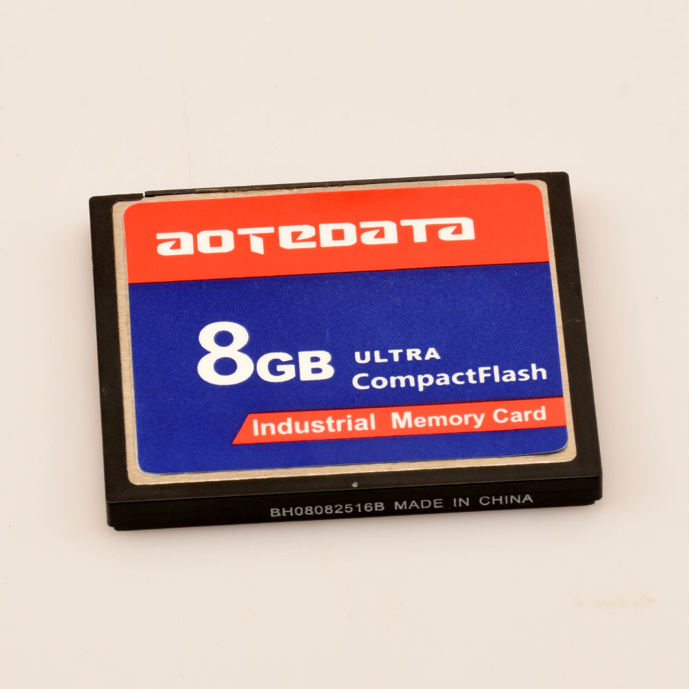 Promotion!!! 5pcs/lot 8GB Industrial CF card ULTRA CompactFlash Compact Flash memory cardMemory Cards