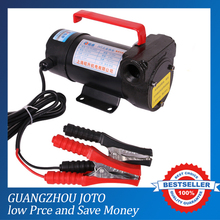 Hot 24v Dc Mini High Pressure Plastic Electric Oil Change Pump Replacement