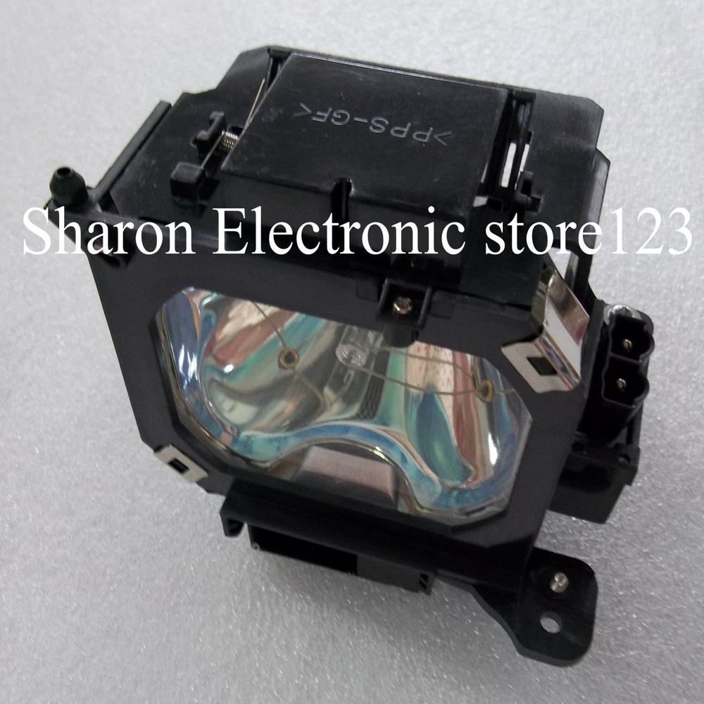 Free Shipping Brand New Replacement Lamp With Housing  ELPLP22 For Epson EMP-7800/EMP-7850/EMP-7900/EMP-7950/EMP-7900NL 3pcs/lot replacement projector lamp with housing elplp22 v13h010l22 for epson emp 7800 emp 7800p emp 7850 emp 7850p emp 7900 emp 7900nl