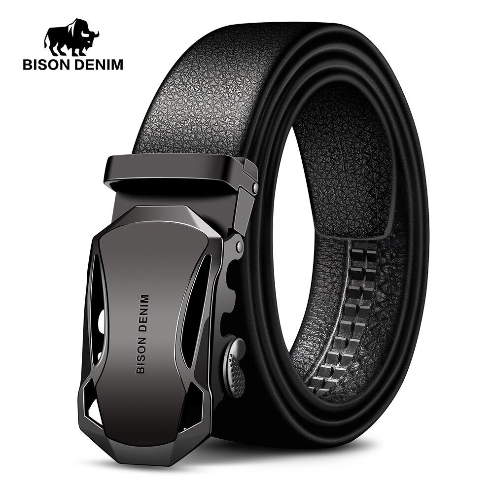 BISON DENIM Men's Belts
