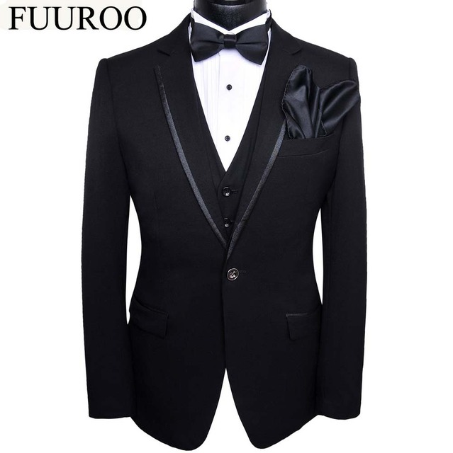 ( Jacket + Pants + Vest + + BowTie Square ) trajes 2016 5 unids conjunto esmoquin traje Homme Terno Prom boda se adapte para hombre CBJ-T0014