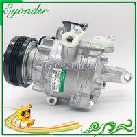 A/C AC Air Conditioning Compressor Cooling Pump PV4 for Suzuki Swift Sport FZ NZ IV 95200-68LB0 AKS200A207 9520068LB0